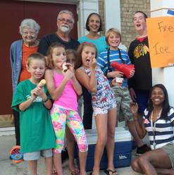 Free Ice Cream Fridays