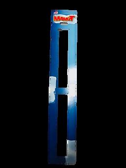 Tira de impulso -En Best Graphics contamos con una especialización en la fabricación de tarjetas de  tira impulso. La tira impulso es un exhibidor de paquetes de tamaño medio(10cm) chico(5cm) para pegar sobre una tira recta de cartón impreso con una película de cinta de alta adherencia que permite pegar estos paquete que por estrategia común de ventas se colocan en los costados y/o al frente del área donde el consumidor está haciendo el pago, esto para que al ser ya el último momento para estar en la tienda. Este exhibidor mantiene a la altura de la vista (para niños y adultos) los paquetes a una mano de la compra.