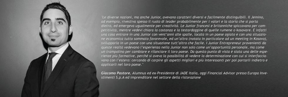 Giacomo Pastore