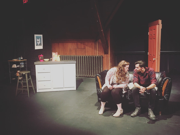 Alumnae Studio Theatre June 2018