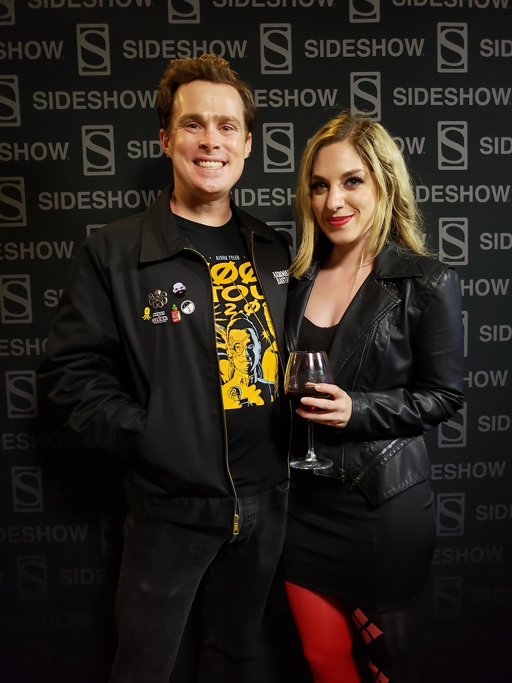 Sideshow Collectibles party
