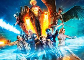 WonderCon 2016: DC's Legends of Tomorrow Roundtable Press Junket