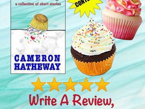 CONTEST: Write A Review, Possibly Win Cupcakes!