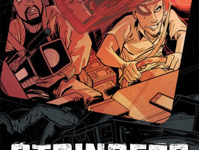 Stringers Vol. 1 by Marc Guggenheim and Justin Greenwood