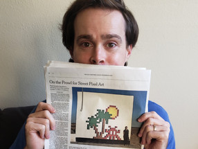 Cameron Invades The New York Times!