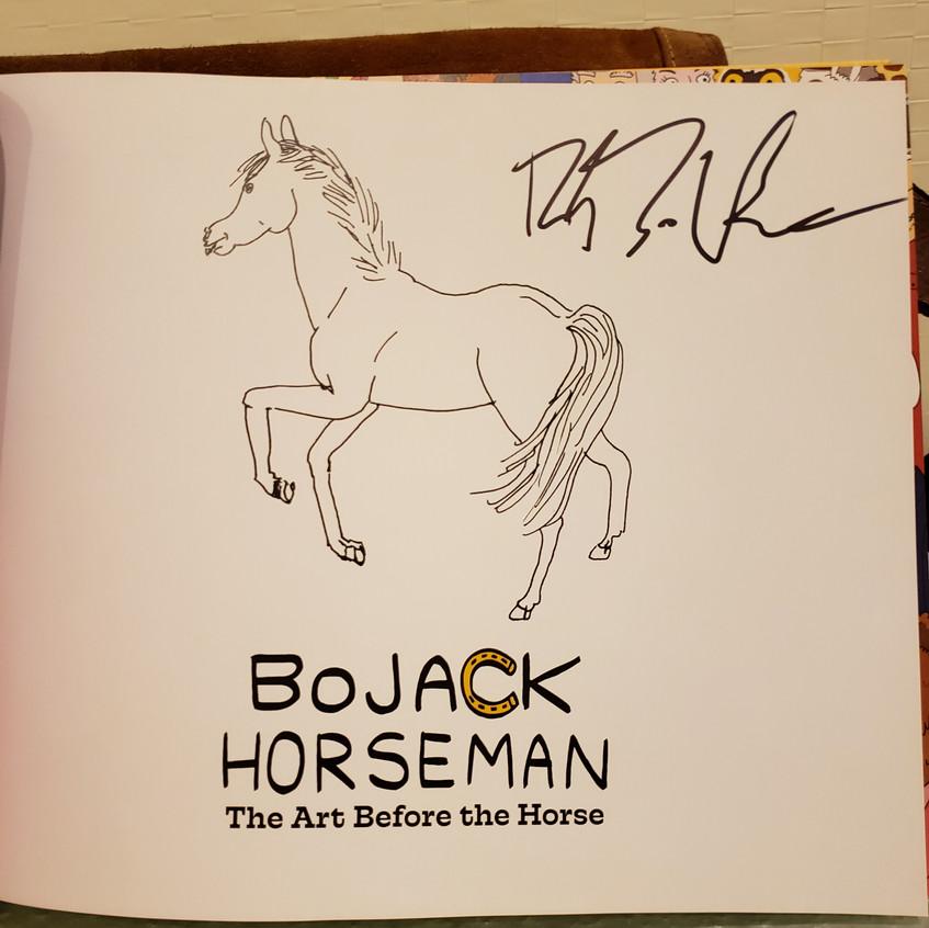 Bojack Horseman Art Book