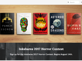Inkshares 2017 Horror Contest