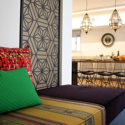עיצוב פנים לדירה בתל אביב