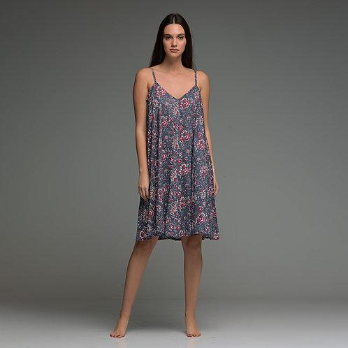 Rasiya Camsal Dress block print from boho love