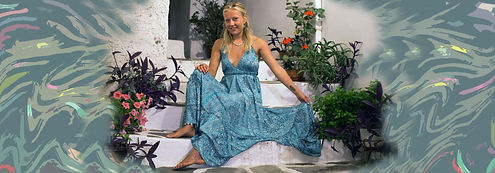 Long elegance Ola dress LD165