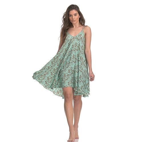 Short Round Dress