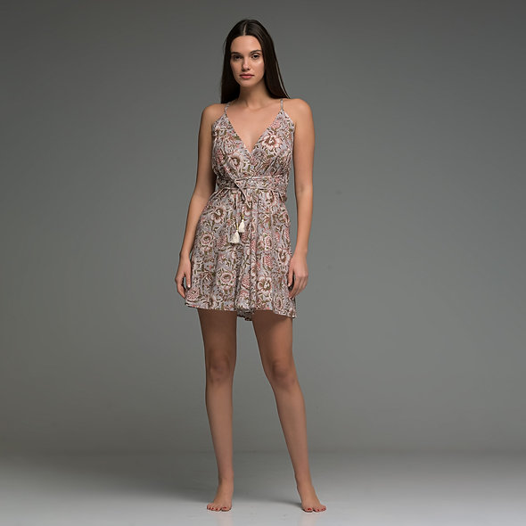 Patty short cotton Dress