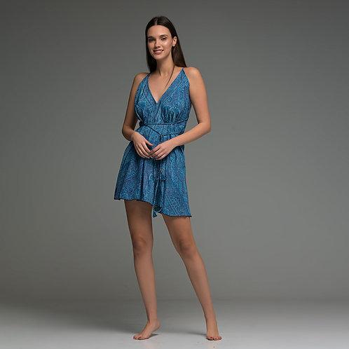 Short Patty Dress from boho love beach wear