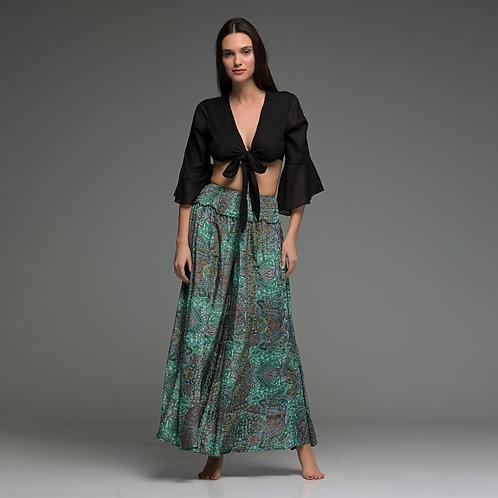 Skirt Trouser boho love trouser