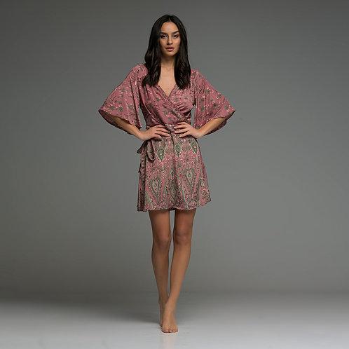 Sundar Kimono pink from boho love