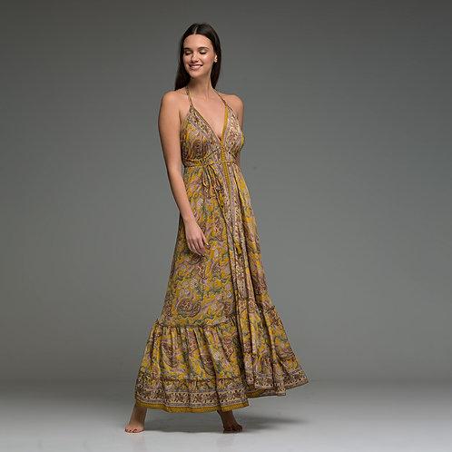 Ola long dress from boho love