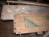 Barock, Holzverbindung, Restauration, Bretter
