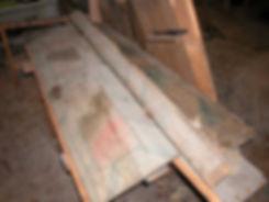 Bretterhaufen, Reperatur, Antiquitäten, alt