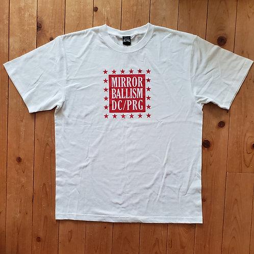 DC/PRG 20周年記念ツアーTシャツ(白)