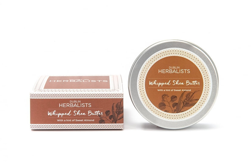 Dublin Herbalist - 200ml Whipped Shea Butter with a hint of sweet Almond Oil