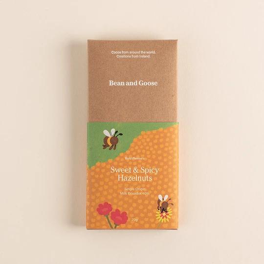 Bean & Goose - 70g Chocolate Bar