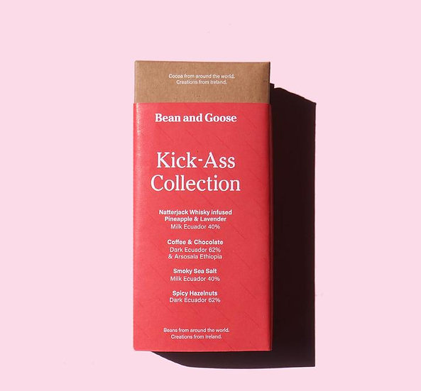 Bean & Goose - Kick Ass Collection (x 4 Bars)