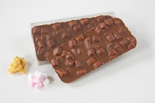 Chez Emily - Chocolate Slab - Rocky Road
