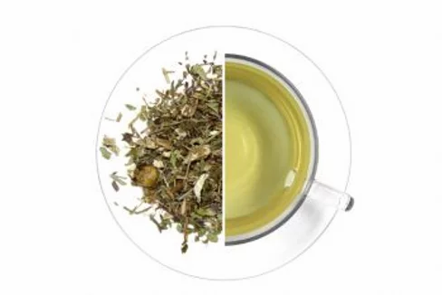 Wall & Keogh Superior Tea - Peppermint Blend with Lavender
