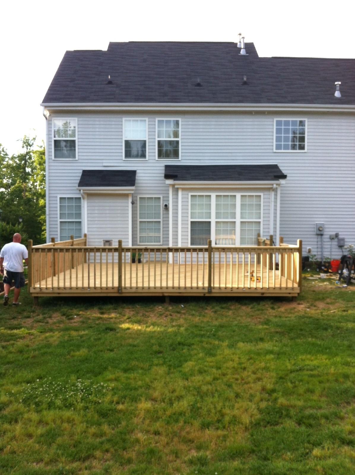Deck Add On