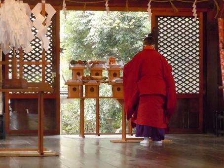 令和弐年 春季例大祭を斎行いたしました。