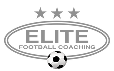 Elite Football Coaching grey logo png.pn