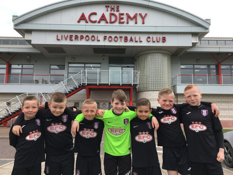Elite FC Academy vs Liverpool FC