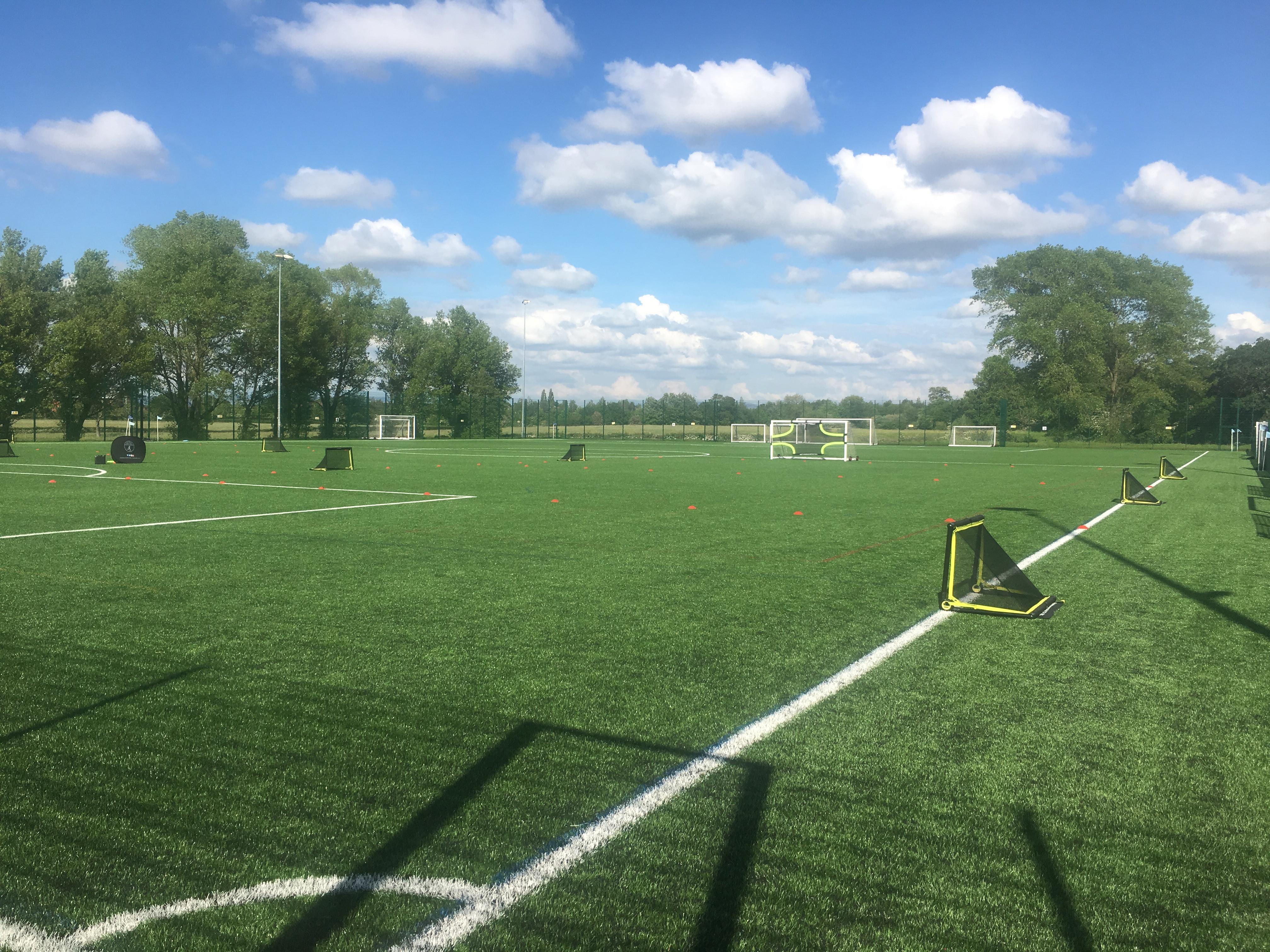 Cheadle Hulme Soccer School Hub