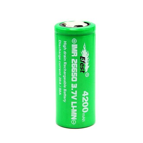 Аккумулятор EFEST 26650