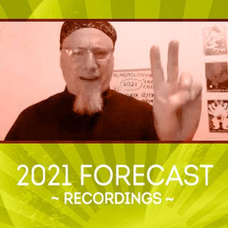 The Code 2021 - Forecast, Destiny, Applications