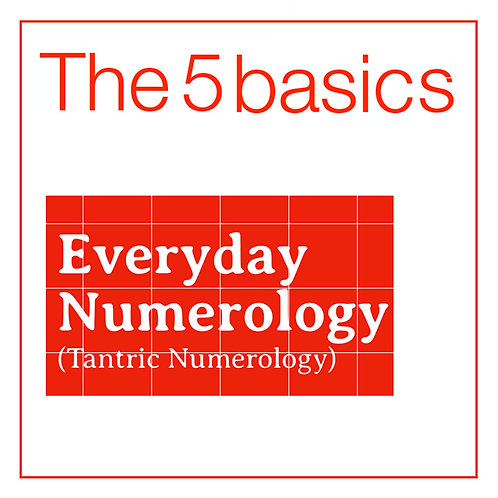 NUMEROLOGY- Using your Cosmic Rhythms