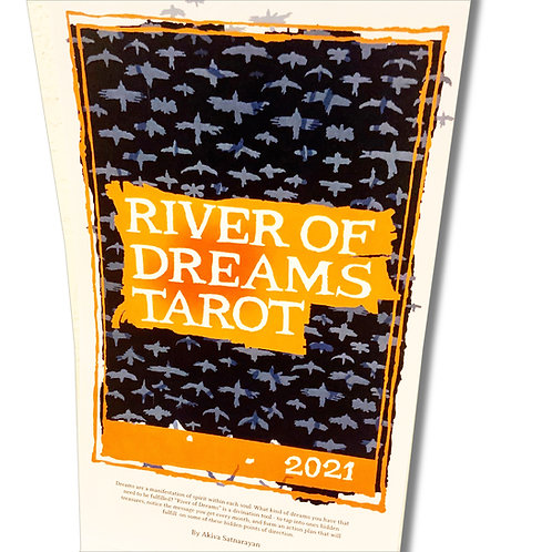 """River Of Dreams Tarot"" 2021 Calendar"