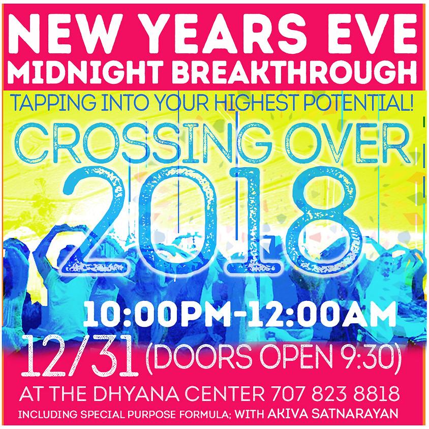 New Years Eve - Midnight Breakthrough