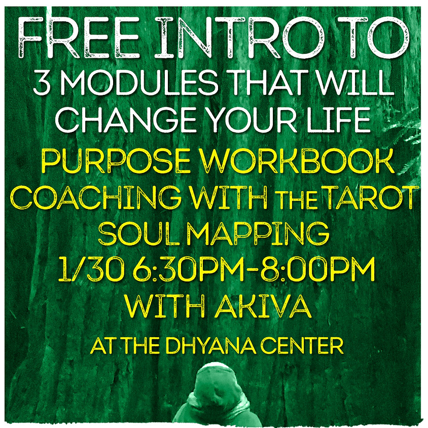 Free Intro: 3 Modules that will change your life!