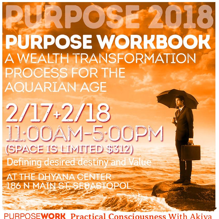 Purpose Workbook