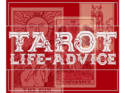 TAROT LIFE-ADVICE