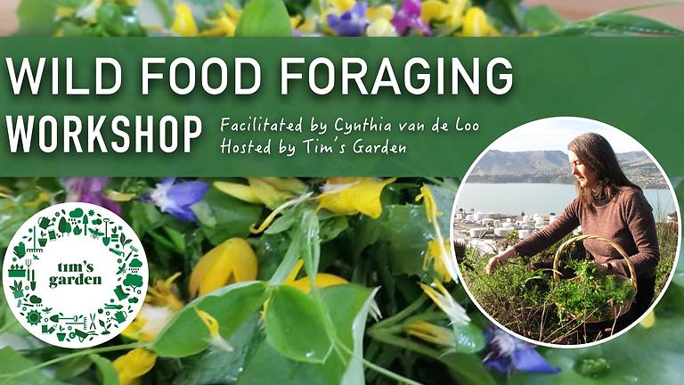 Wild Food Foraging Workshop