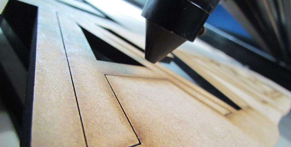 Corte CNC Laser