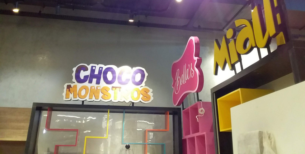 CHOCO MONSTRO