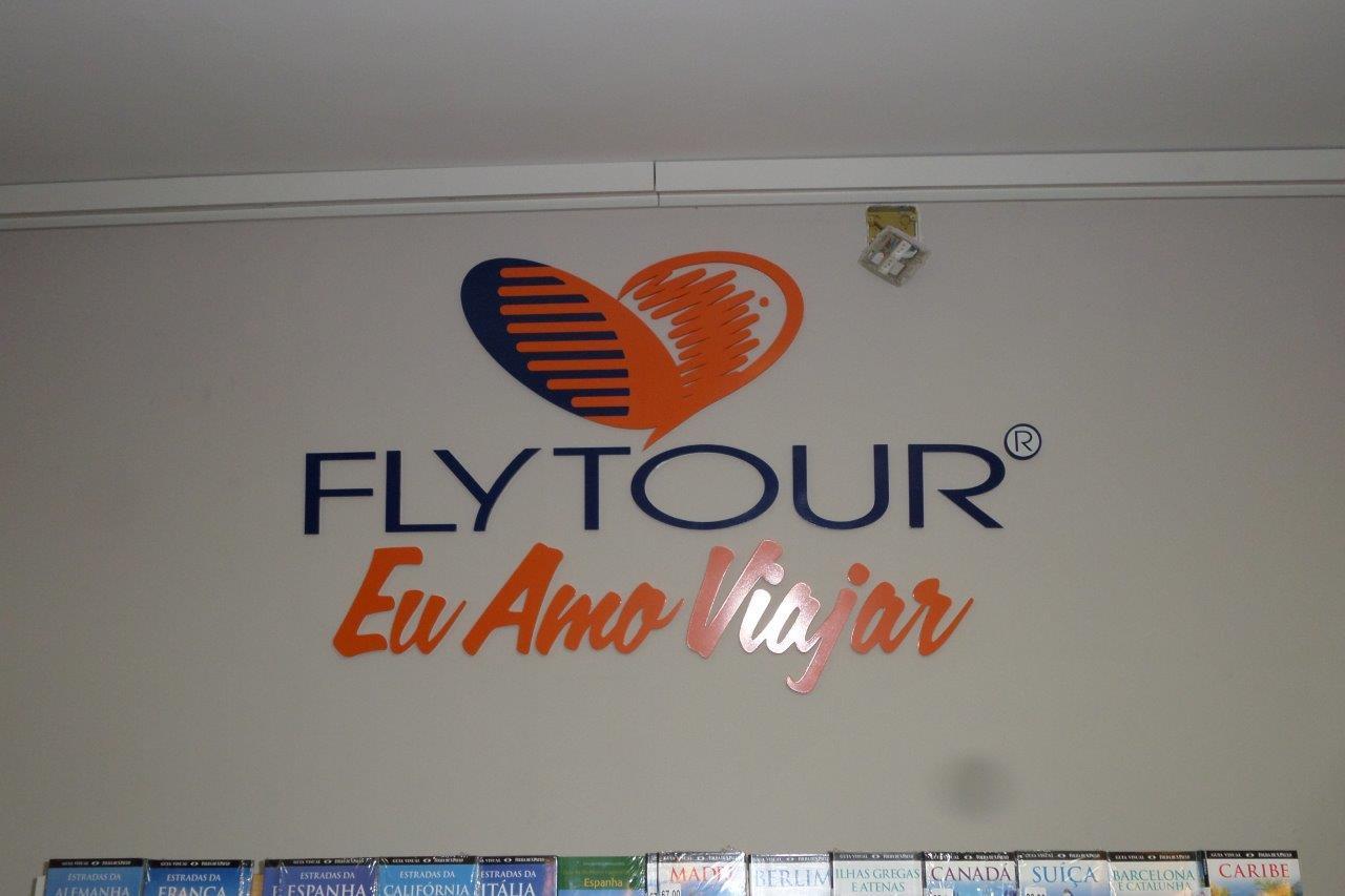 FLYTOUR - Eu amo Viajar