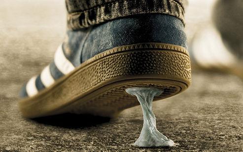 Gum on shoe.jpg