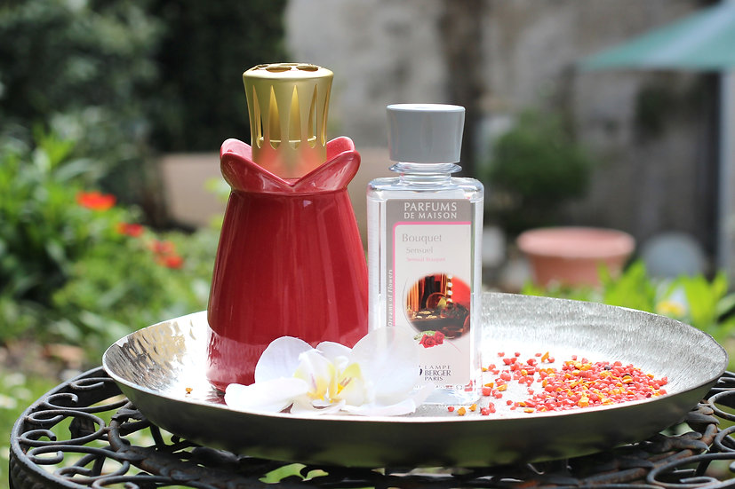 Maison Berger Paris | Duftlampe | Red Tulip