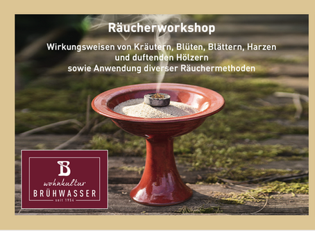 Räucherworkshop