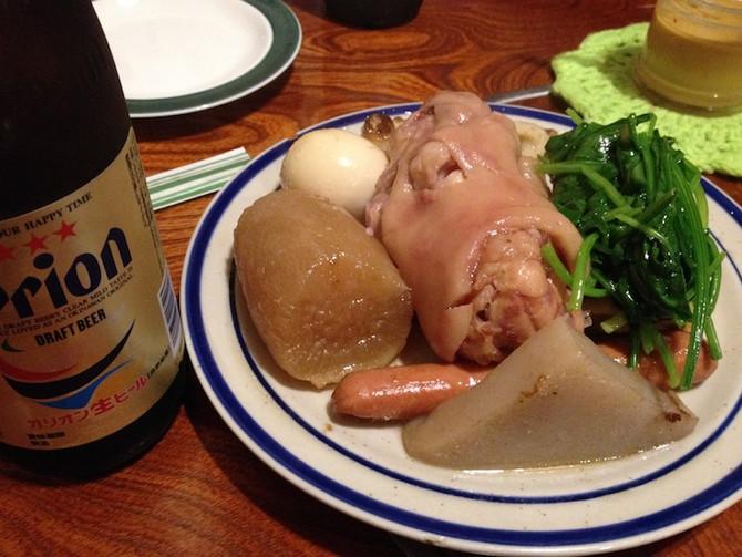 石垣島のおすすめグルメ #09「メンガテー」