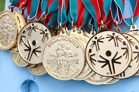 Special Olympics Swim Team